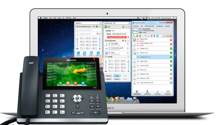 Centralita Virtual PBX - VoIP