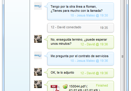 Chat_communicator